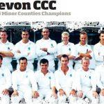 Devon County Cricket Club 1995