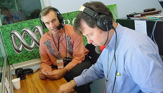 Peter Roebuck cricket journalist