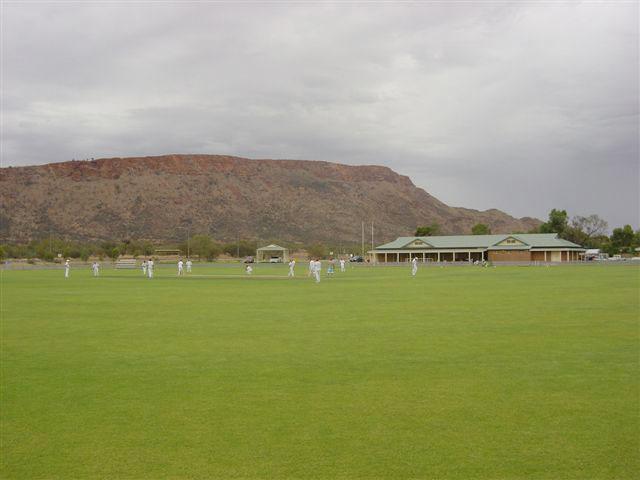 Albrecht Oval Alice Springs