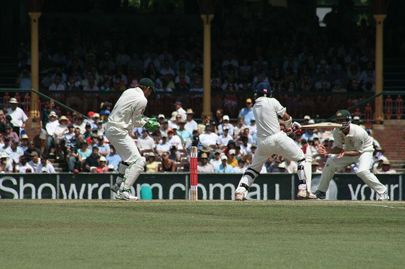India vs Australia SCG 2008