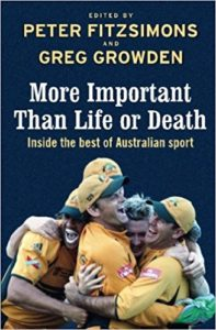 More Important Than Life or Death book cover