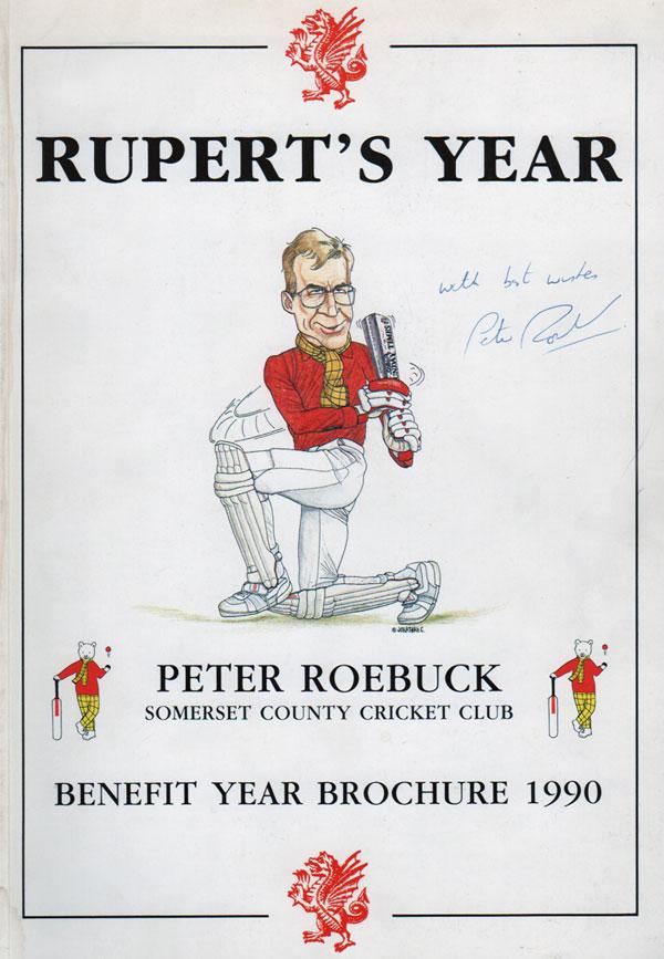 Rupert's Year