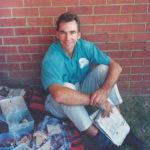 Peter Roebuck, Adelaide Oval 1994