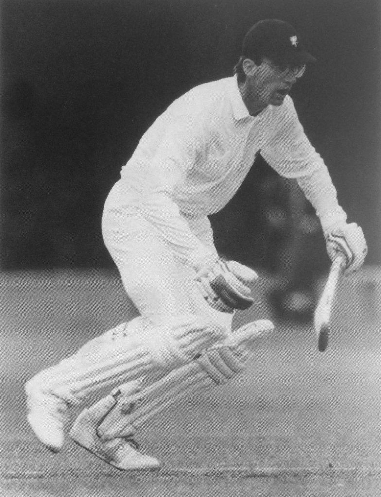Peter Roebuck, Holland, England XI