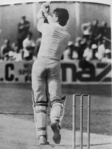 Graeme Hick batting