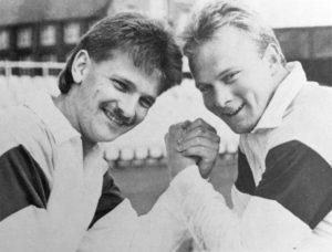 Ricky Bartlett and Nick Pringle