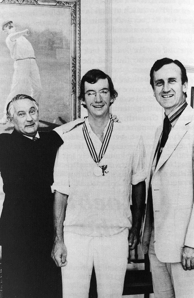 Commercial Young Batsman Award 1979