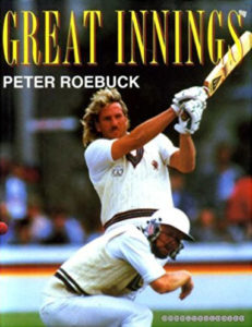Great Innings by Peter Roebuck