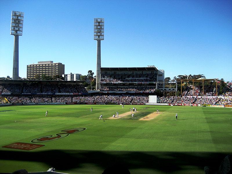 3rd Test Perth 2006