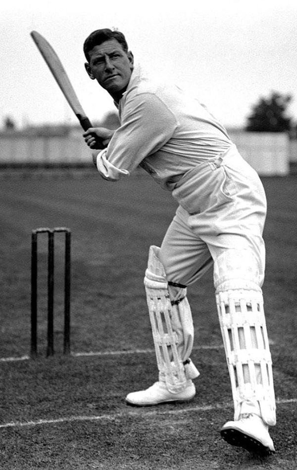 Sammy Woods, cricketer c.1905