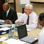 ICC executive meeting 2008