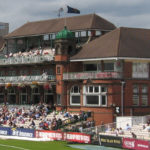 The Pavilion at Old Trafford 2009