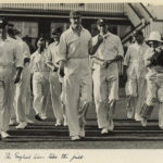 English cricket team in Brisbane 1928