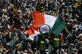Indian cricket fans in Melbourne