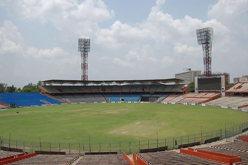 Eden Gardens cricket ground