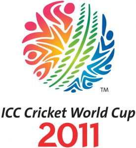 ICC cricket world cup logo 2011