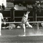 Richard Hadlee bowling
