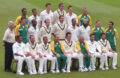 South African Cricket team 2008